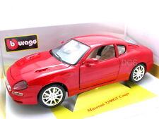 BBURAGO MASERATI 3200GT COUPE RED 1/18 DIECAST CAR 12031RD