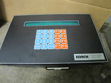 FLYNN DIVELBISS FLAME PLASMA ANALYZER OPERATOR INTERFACE EX-BBB-VF-F PIMS-EX-MOD