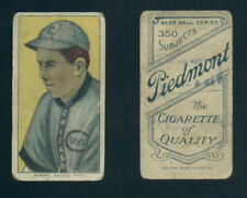 (66476) 1909-11 T206 Pat Moran Chicago NL- Ink Stamp-PR