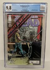 THE WALKING DEAD #106 INFINITY & BEYOND VARIANT COVER CGC: 9.8