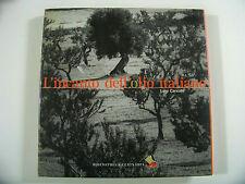 L'incanto dell'olio italiano Luigi Caricato Bibliotheca Culinari 2001