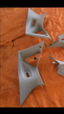 FORD FIESTA V > 2008 KIT PLASTICHE INTERNO ABITACOLO COPRI CINTURE DI SICUREZZA