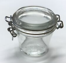 Wedding Favour Glass Jars, 80ml, Set of 10
