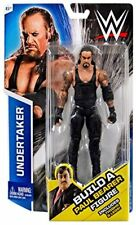 WWE - Undertaker Wrestling Action Figure - Exclusive Build A Paul Bearer Pack