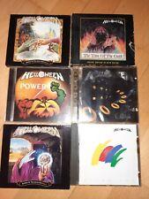 Helloween cd Sammlung 6 CDs