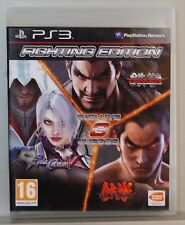 FIGHTING EDITION - PLAYSTATION 3 - PAL ESPAÑA - COMPLETO - N2