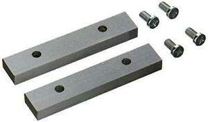 IRWIN Tools Record Replacement Jaw Plates and Screws for No. 5 Mechanic's Vise
