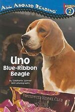 Uno: Blue-Ribbon Beagle (All Aboard Reading), Spinner, Stephanie, 0448450739, Bo