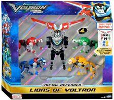Legendary Defender Lions of Voltron Exclusive Diecast Action Figure Set NISB