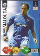 PANINI UEFA CHAMPIONS LEAGUE 2009-10 TRADING CARD-CHELSEA-FLORENT MALOUDA