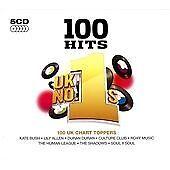 100 Hits - Uk No.1S New & Sealed