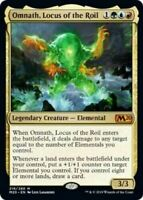 MTG Omnath, Locus of the Roil Core Set 2020 MYTHIC RARE NM/M SKU#300