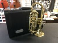 Used Jupiter JCR-520 Student Cornet in Lacquer - Free Shipping!