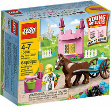 *NEW* My First LEGO Princess 10656 Castle Horse Carriage Wagon Jewels Queen