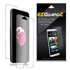 4X(4 Front + 4 Back) EZguardz FULL BODY Screen Protector For Apple iPhone 7 Plus