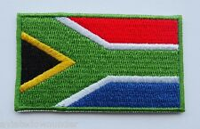 Flag of South Africa Patch