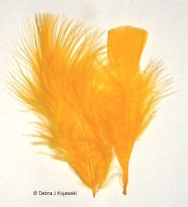 """3-8"""" Feathers Marabou Fluffy 1/4 POUND 30 colors Available Approx. 550"""