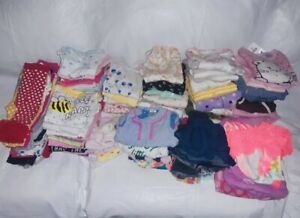 2T toddler girls adorable summer early Fall clothes Huge lot 25+ pieces!