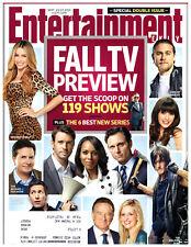 Entertainment Weekly Magazine September 20/27 2013 Charlie Hunnam Norman Reedus
