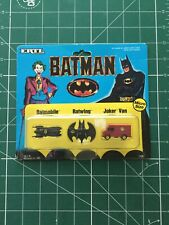 Batman Micro Machines