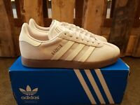 NEW IN THE BOX ADIDAS GAZELLE CQ2177 LIGHT PINK SUEDE SHOES FOR WOMEN