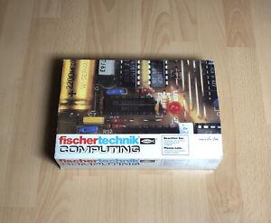 Fischertechnik Computing Interface - Unbenutzt IBM Atari Commodore Amstrad Retro