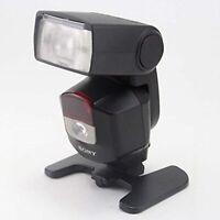 Sony HVL-F43M External Flash For Alpha DSLR Camera Japan Domestic Version USED