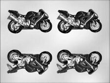 3D Motorcycle Chocolate Candy Mold from CK #15371