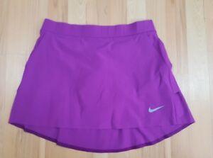 Nike Women's Short Fairway Drive Skort 2-In-1  640421 550