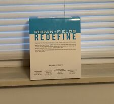 Rodan + and Fields REDEFINE Regimen Full Size New And Sealed