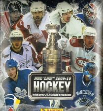 PANINI NHL 2009 ALBUM + COMPLETE STICKERS SET FACTORY SEALED RARE