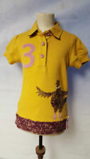 Novelty/Cartoon Collared Short Sleeve T-Shirts, Top & Shirts (2-16 Years) for Girls