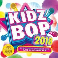 KIDZ BOP Kids - KIDZ BOP 2018 (NEW CD)