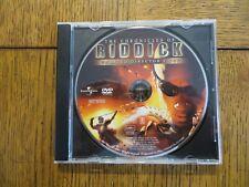 The Chronicles of Riddick - Vin Diesel, Judi Dench - 2004 - Dvd Very Good!