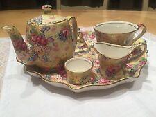 """6pc Royal Winton Grimwades """"Welbeck"""" Breakfast Set"""
