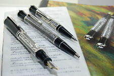 MONTBLANC MARCEL PROUST SET WRITERS EDITION NIB SIZE M