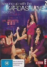 Keeping up with the kardashians SEASON 2 TWO DVD SET