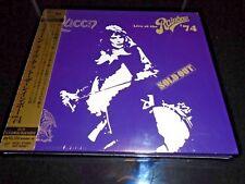Live At The Rainbow '74 - 2CD SHMCD Japan - Queen Freddie Mercury