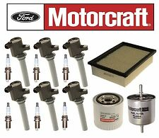 For Ford Escape 05-06 Mercury Mariner 05-07 Motorcraft Ignition Coil Tune Up Kit