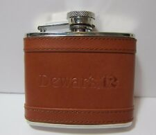 Dewar's 4 Oz Flask - Promotional, Collectible - New without Tags