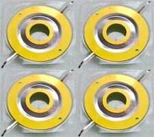 4pcs  Diaphragm for JBL 2402 2404 8 Ohms JBL 75 76 77 Peavey HD94