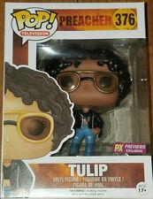 Funko Pop Tulip #376 NIB NRFB Preacher AMC