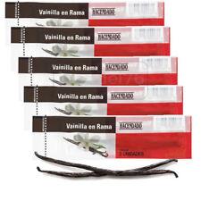 10 BACCHELI DI VANIGLIA BOURBON (12 - 14 cm)