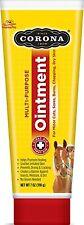 Corona Ointment 7 oz 30% Lanolin Salve Hoof Scrape Sores Moisture For Dry Skin