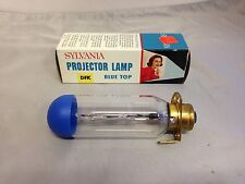 Sylvania Dfk Blue Top Projector Lamp -New In Package 1000 Watts 120V 10 Hrs