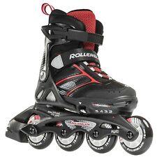 Rollerblade Spitfire Xt Boys Adjustable Inline Skate Size 10j-13j