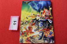 Juegos taller Warhammer 40k 30th aniversario obras de arte Tarjeta Arte Nuevo Postal I9