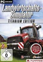 Landwirtschafts Simulator Titanium Edition 2013 GuterZust.