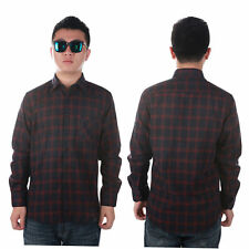 Unbranded Plaid Casual Shirts & Tops for Men