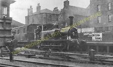 North Leith Railway Station Photo. Powderhall and Granton Lines. Edinburgh (1)